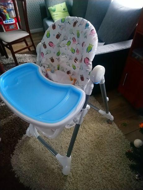 Krzesełeczko do karmienia .