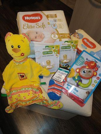 Подарок для новорожденного (беби бокс)