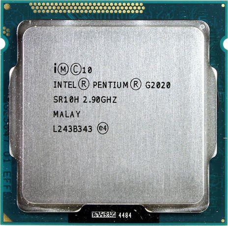 Intel Pentium G2020 (2*2.9GHz, 3Mb, s1155)Tray