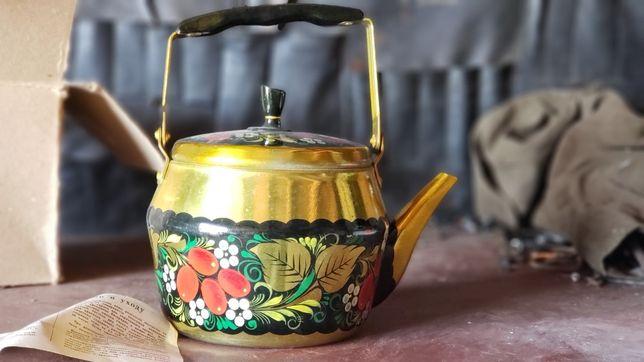 Чайник расписной