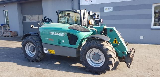Kramer KT 256 Kramer 2506  Jcb 520 525