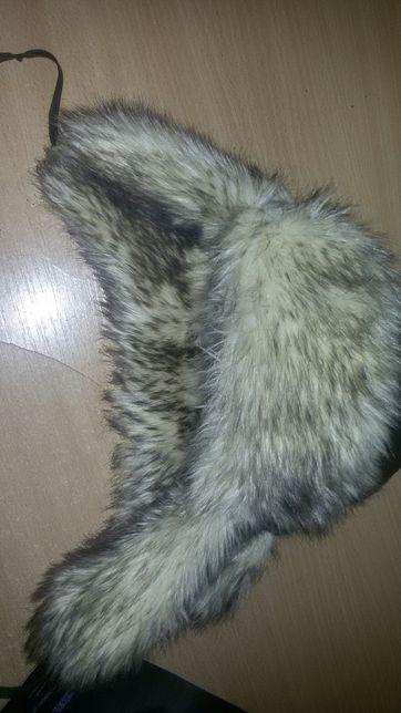 Зимняя шапка demb