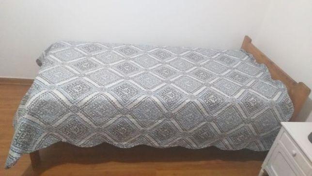 Vendo cama single solteiro