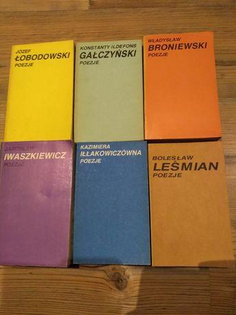 Książki Poezja