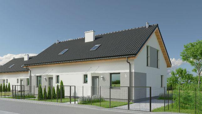 Nowe osiedle domów we Wronkach!!Duże działki