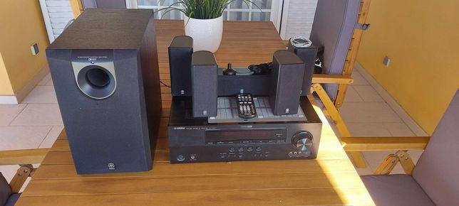 Amplificador Yamaha RX-V365