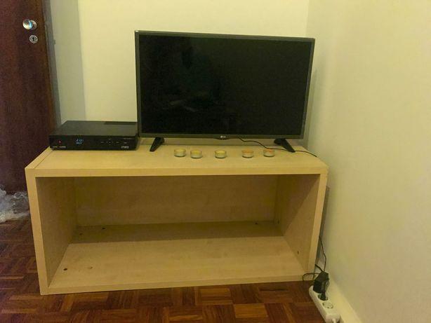 Mesa de centro e móvel de Televisão