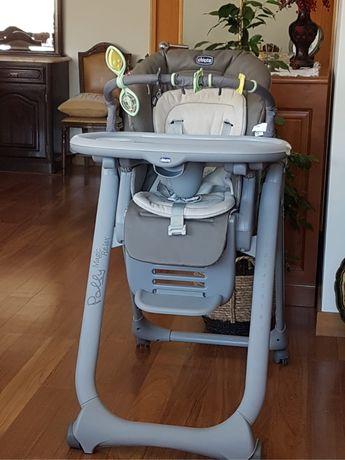 Cadeira bebé alta evolutiva Polly Magic Relax da chicco