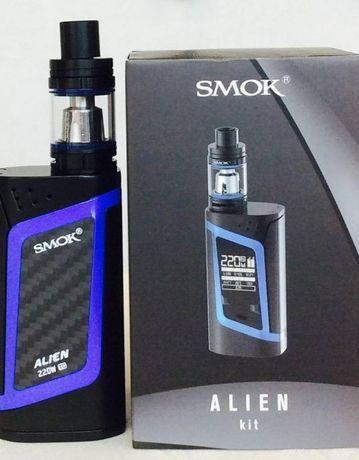 смок Алиан Kit - электронная / SMOK Alien, футуристичный / Сигарета /