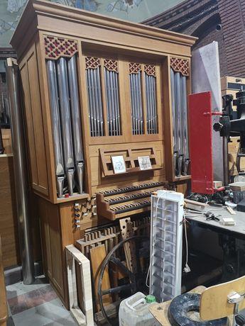 Pozytywy organowy organy kościelne