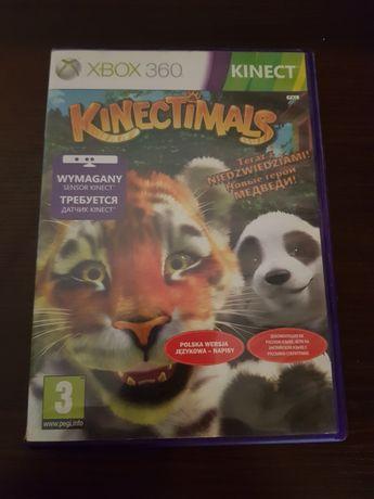 Kinectimals z niedzwiedziami PL xbox 360