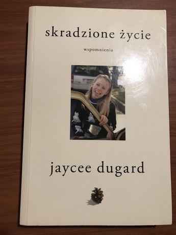 Ksiaxka ,Skradzione zycie Jaycee Dugard
