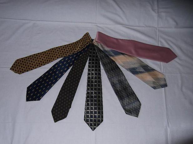 Krawat, krawaty różne kolory