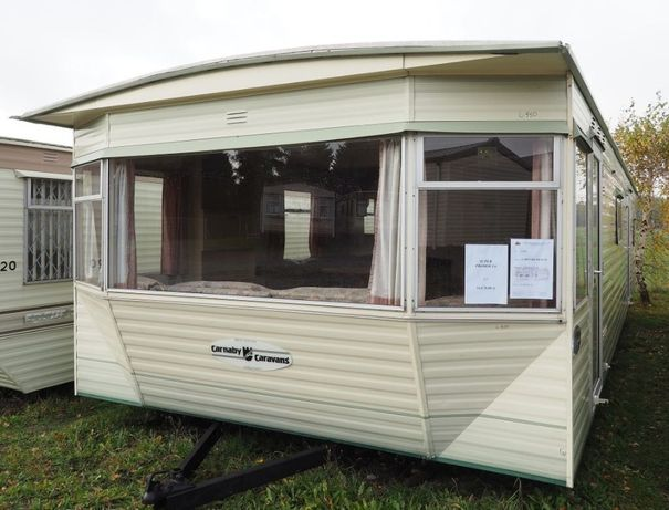 Domek holenderski angielski CARNABY REALM L950 Camplas domki mobilne