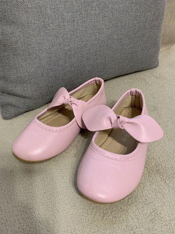 Розовые лодочки # туфли для девочки размер 26