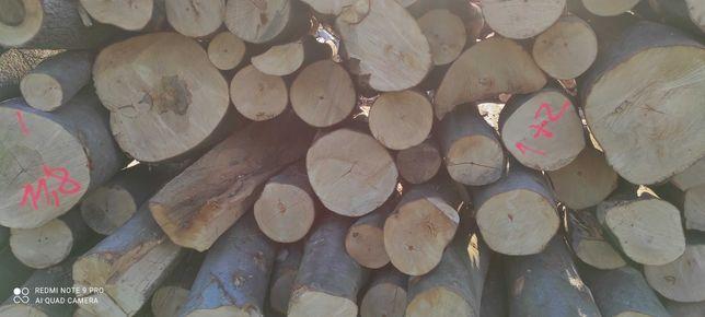 Drewno kominkowe opałowe buk,dąb,brzoza,sosna