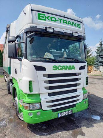 Scania R420 Euro 5 z AdBlue