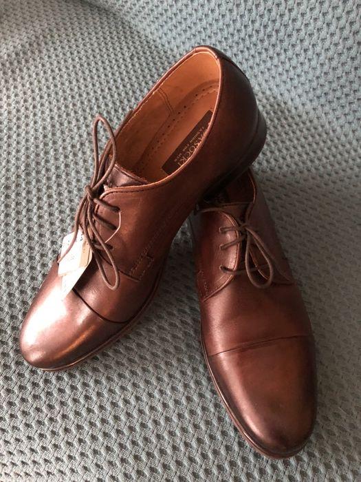 Продам чоловічі, класичні туфлі Брюховичи - изображение 1