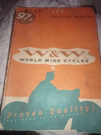 Katalog HD Harley Davidson katalog motocykli części i akcesoriów 1997r