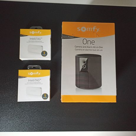Somfy All in one +  IntelliTAG