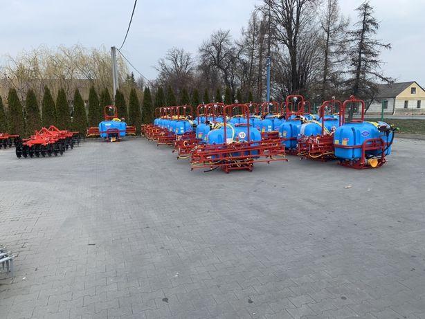 Opryskiwacz Biardzki 400 litrów 12m belka Adria transport Raty
