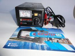 Автомобильное зарядное устройство Юпитер аккумулятора 6-12 вольт