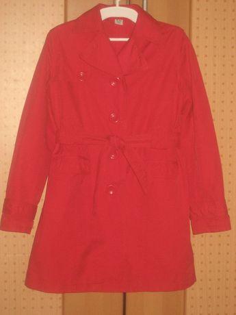 Нарядный плащ куртка Zara Kids на 9-10лет