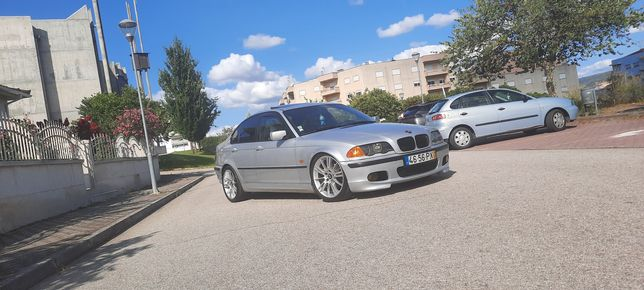 Vendo BMW E46 320d