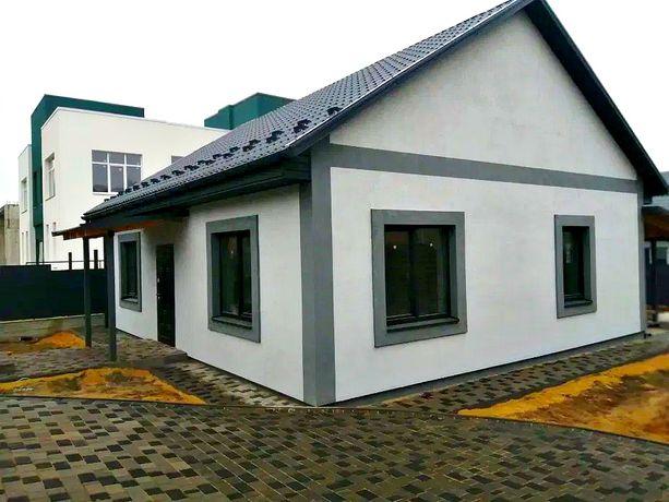 Без % Продам дом Ирпень 80 кв.,3 комнаты, коттеджный городок Стоянка
