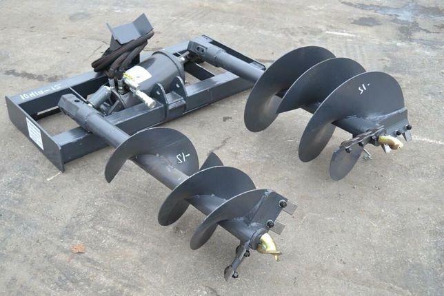 Новий гідробур для Bobcat та інше навісне обладнання!
