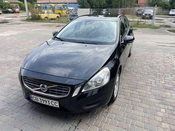 Volvo v60 D2 2013 обмен w211 w124