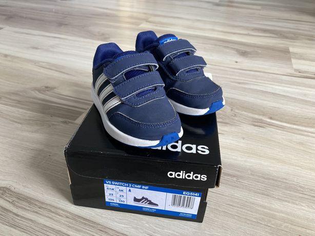 Buty dzieciece Adidas 23 stan idealny