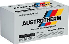 Styropian Dach Podłoga EPS100 Austrotherm λD≤0,036 W/mK