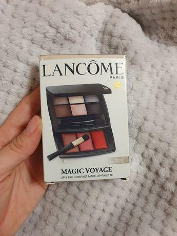 Lancome Paris Magic Voyage Lip & Eye Compact Make Up Palette Travel
