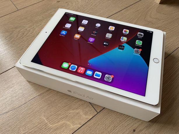 Idealny iPad Air 2 A1566 SILVER z dodatkami!