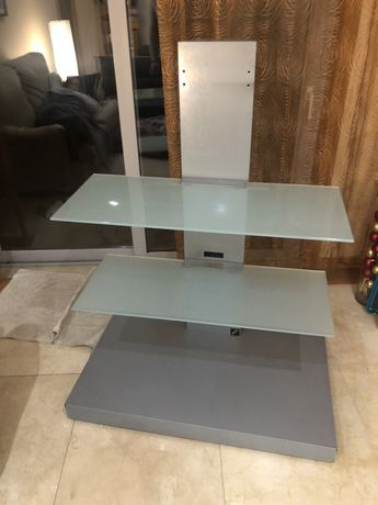 Movel TV vidro temperado