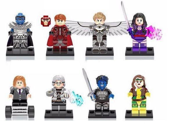 Bonecos minifiguras Super Heróis nº26 NOVOS (compativel com Lego)
