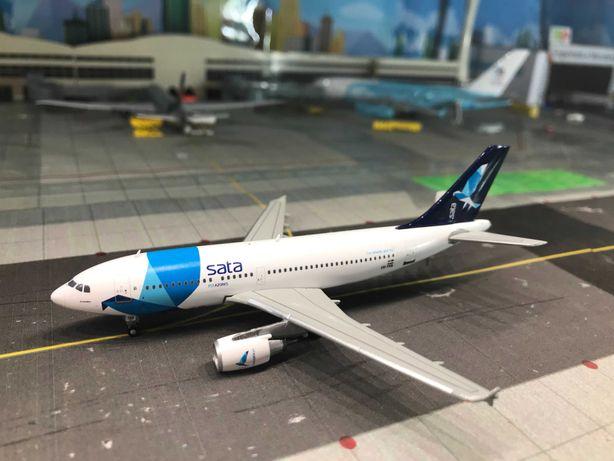 Conjunto Aviões Airbus A310 SATA