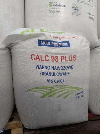 CALC 98 Wapno granulowane nawozy