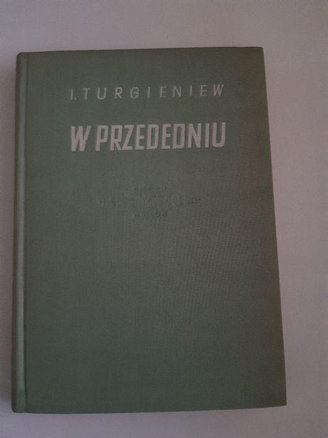 W przededniu I.Turgieniew