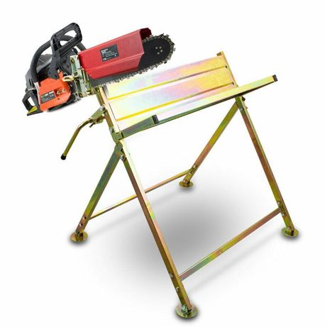 M17184 Stół do cięcia drewna drzewa koziołek stojak pomocnik roboczy
