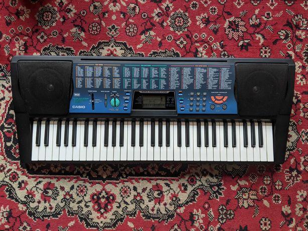 Keyboard organy Casio ctk 511 midi podświetlany ekran