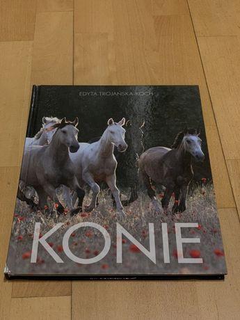 Książka Konie Edyta Trojańska-Koch