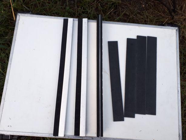 Wypełnienie kaset rive