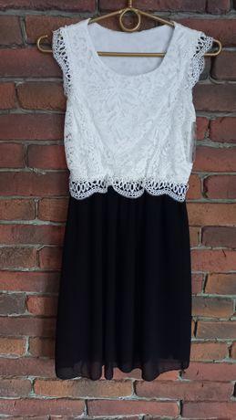 Sukienka dla dziewczynki  koronka tiul B.B.W.kids