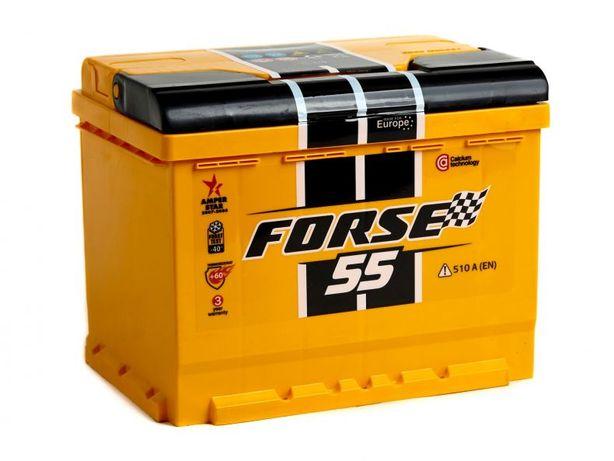 Akumulator Westa Forse 55Ah/510A