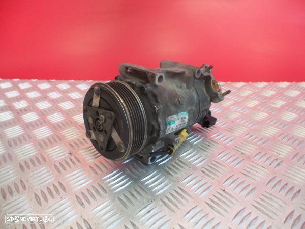 Compressor Do Ar Condicionado Peugeot 5008 (0U_, 0E_)