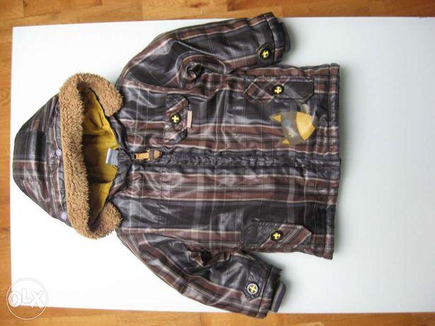 kombinezon COCCODRILLO, kurtka+spodnie+rękawiczki