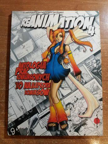 Reanimation 4. Antologia prac konkursowych