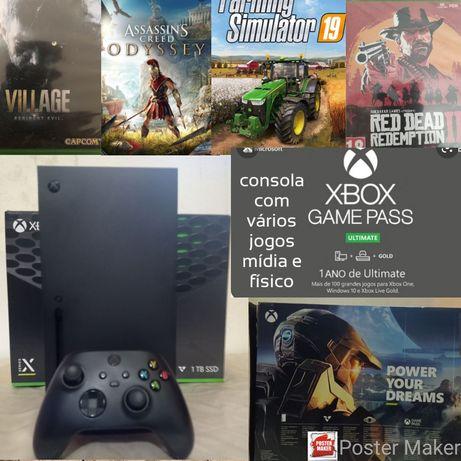 Xbox série x 1TB